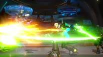 Marvel vs. Capcom Infinite - Black Panther & Sigma Character Trailer