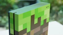 Xbox One S - Unboxing the Minecraft Limited Edition Bundle Trailer