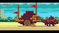 Tiny Barbarian DX - Switch Launch Trailer