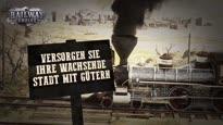Railway Empire - Short Steam Trailer