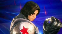 Marvel vs. Capcom Infinite - Winter Soldier, Black Widow & Venom Trailer