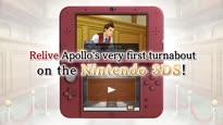 Apollo Justice: Ace Attorney - 3DS Launch Trailer