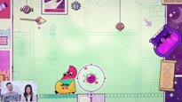 Snipperclips Plus: Zusammen schneidet man am besten ab! - Nintendo Minute Trailer