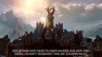 Mittelerde: Schatten des Krieges - Erweiterungspass Trailer (dt.)