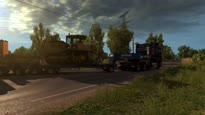Euro Truck Simulator 2 - Heavy Cargo Pack DLC Trailer