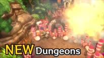 Happy Dungeons - The Infinite Adventure Update Trailer