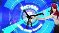 Persona 3: Dancing Moon Night - Gameplay Trailer (jap.)