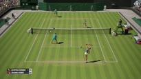 Spiel, Satz und Niederlage - Felix schaut sich AO Tennis an