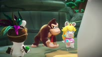 Mario + Rabbids: Kingdom Battle - Ein neuer Held: Donkey Kong Trailer