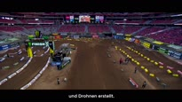Monster Energy Supercross - Graphics BTS Trailer