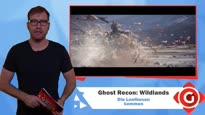 Gameswelt News - Sendung vom 24.01.2018