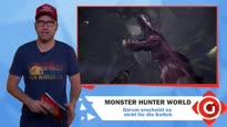 Gameswelt News - Sendung vom 22.01.2018