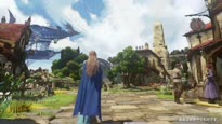 Granblue Fantasy Project Re: Link - Gameplay Demo (jap.)