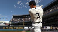 MLB 18: The Show - For a Fan Like You: Play As Legends Trailer