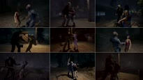Friday the 13th: The Game - Jason Weapon Swapping Trailer