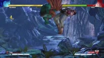Street Fighter V: Arcade Edition - Blanka Character Introduction Trailer