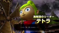 Hyrule Warriors - Definitive Edition Character Trailer #3 (jap.)