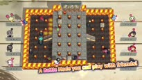 Super Bomberman R - Further Platforms Announcement Trailer