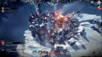 Schwere Entscheidungen bei -40 Grad - Video-Preview zu Frostpunk