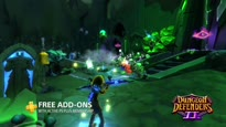 PlayStation Plus - Dungeon Defenders II PS Plus Pack Trailer