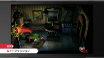Luigi's Mansion - 3DS Announcement Trailer