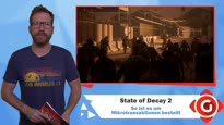 Gameswelt News - Sendung vom 12.03.2018