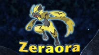 Pokémon UltraSonne / UltraMond - Zeraora Trailer