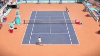 Tennis World Tour - John McEnroe vs Andre Agassi Gameplay Trailer