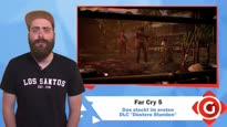 Gameswelt News - Sendung vom 25.05.2018