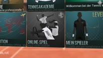 Auf den Spuren von Top Spin? - Tennis World Tour im Fokus