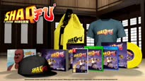 Shaq Fu: A Legend Reborn - Collector's Edition Announcement Trailer