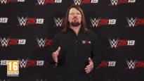 WWE 2K19 - AJ Styles Cover Superstar Reveal Trailer