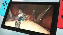Warframe - Switch Reveal Trailer