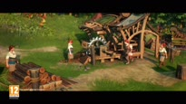 The Settlers (2019) - gamescom 2018 Ankündigungstrailer