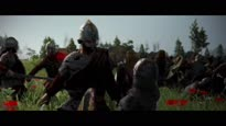 A Total War Saga: Thrones of Britannia - Blood, Sweat & Spears DLC Trailer