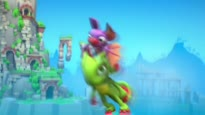 Brawlout - Yooka-Laylee Reveal Trailer