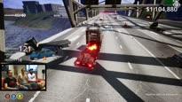 Wer kann am meisten Schrott verursachen? - Multiplayer-Zocksession zu Danger Zone 2
