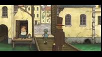 Professor Layton und das geheimnisvolle Dorf - Mobile Launch Trailer