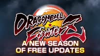 Dragon Ball: FighterZ - Free Content Update Trailer