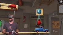 Crazy Machines VR - Der verrückte Professor Rick