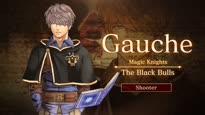 Black Clover: Quartet Knights - Gauche Character Trailer