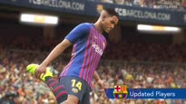 Pro Evolution Soccer 2019 - Data Pack 2.0 Trailer