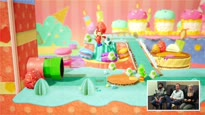 Yoshi's Crafted World - Treehouse Live Gameplay Demo