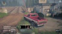 Trucker Rick: Es wird wild! - Felix zockt Spintires MudRunner: American Wilds
