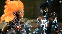 Alle Bosse + Cutscenes & Story - aus Darksiders III in einem Video