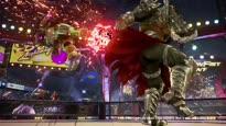 Tekken 7 - Armor King Character Trailer