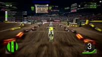 Monster Energy Supercross 2 - Gameplay Trailer