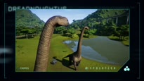 Jurassic World Evolution - Cretaceous Dinosaur Pack Launch Trailer
