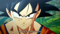 Dragon Ball: Project Z - Announcement Trailer