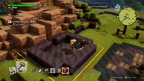 Dragon Quest Builders 2 - A Day in the Life of a Builder Gameplay Trailer